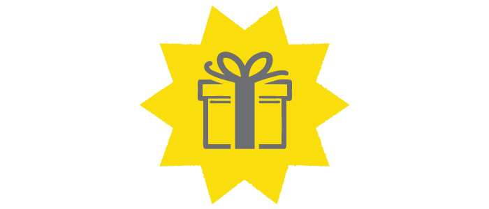 Gift Box Graphic