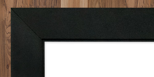 Frame Option - Matte Black